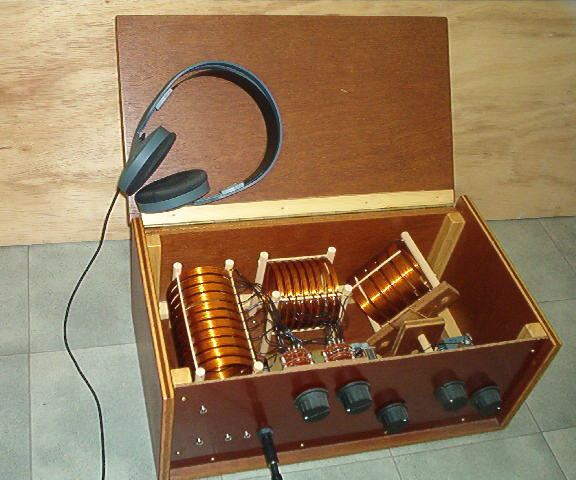 Getting Back into (Crystal) Radio sort of [Archive] - The Island Of